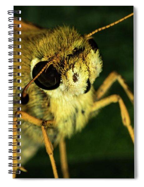 Fur Face Spiral Notebook