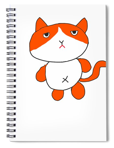Futenyan Spiral Notebook