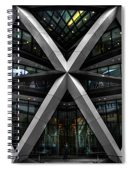 Future Proof Spiral Notebook