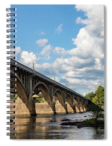 G S B-5 Spiral Notebook