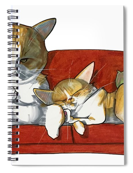 Galmiche 3258 Spiral Notebook