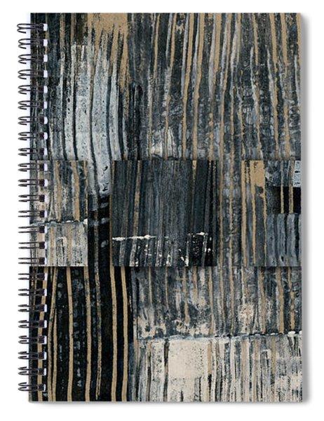 Galvanized Paint Number 2 Horizontal Spiral Notebook