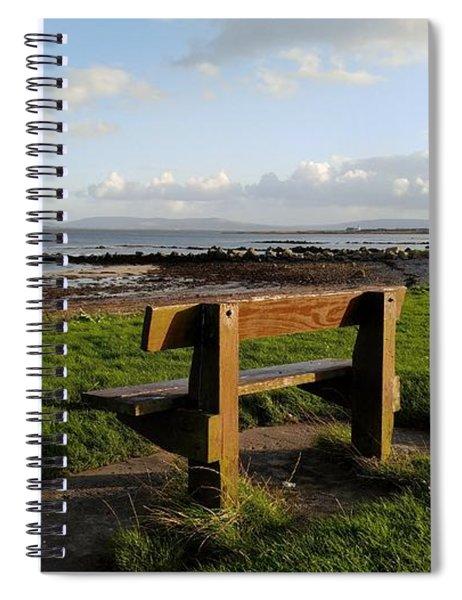 Galway Memories Spiral Notebook