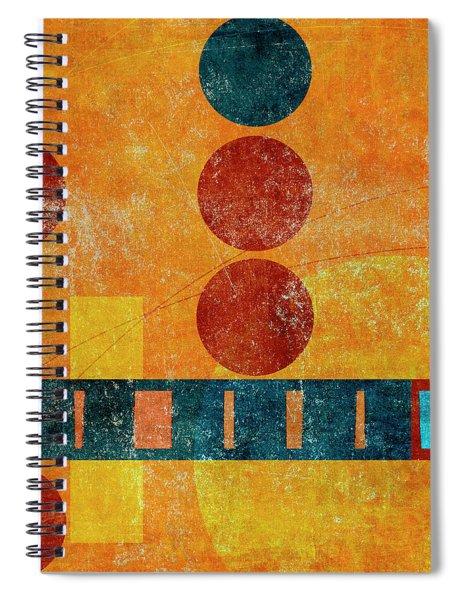 Game Board Number 1 Spiral Notebook