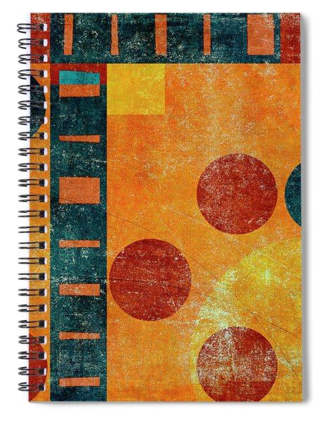 Game Board Number 2 Spiral Notebook
