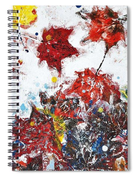 Game Wind Spiral Notebook