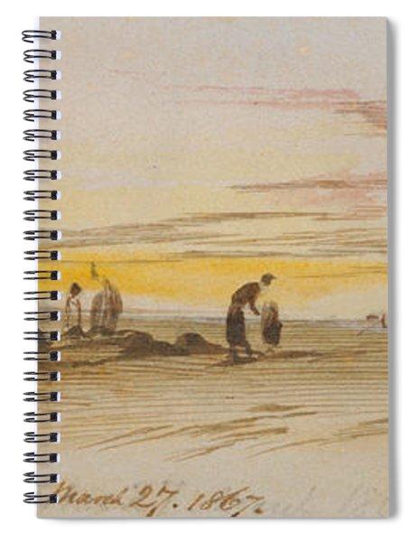 Gantara Spiral Notebook