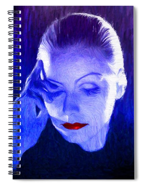 Garbo Spiral Notebook