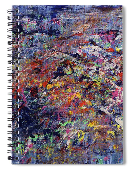 Garden Of Life Spiral Notebook