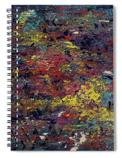 Garden Of The Soul  Spiral Notebook
