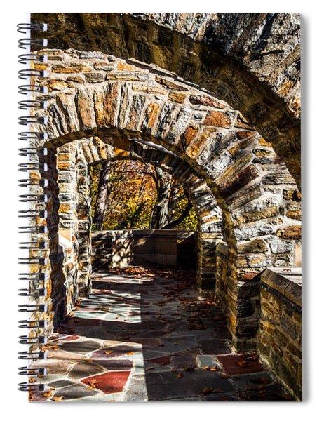 Garrett Chapel Balcony Spiral Notebook