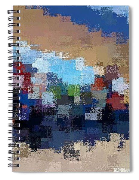 The Overpass Spiral Notebook