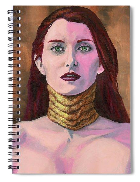 Gasp Spiral Notebook