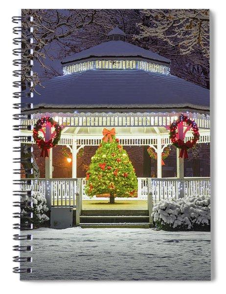 Gazebo In Beaver Pa Spiral Notebook