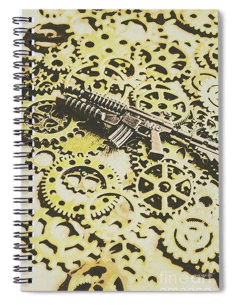 Gears Of War Spiral Notebook