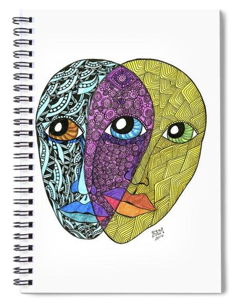Gemini Spiral Notebook