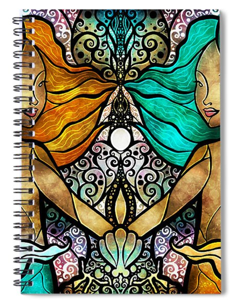 Gemini Spiral Notebook