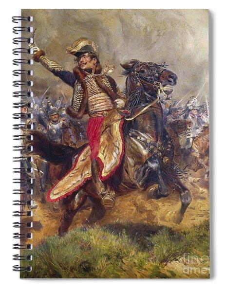 General Antoine-charles-louis Lasalle Spiral Notebook