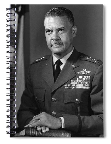 General Benjamin Davis Spiral Notebook
