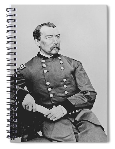 General Phil Sheridan Spiral Notebook