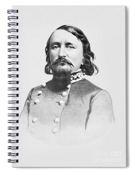 General Pickett - Csa Spiral Notebook
