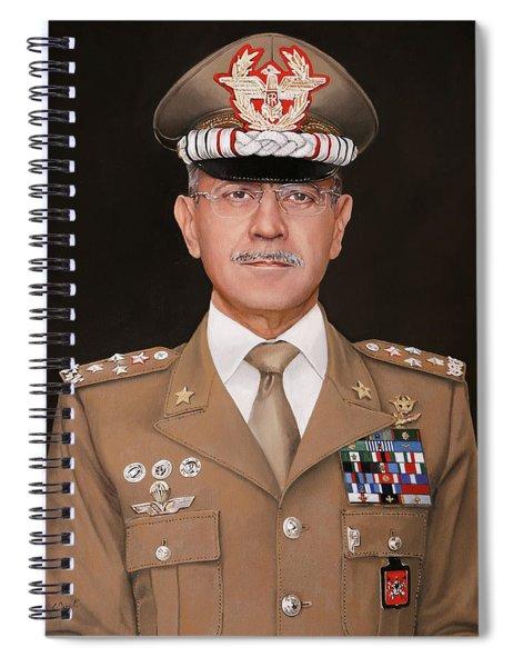 Generale Danilo Errico Spiral Notebook