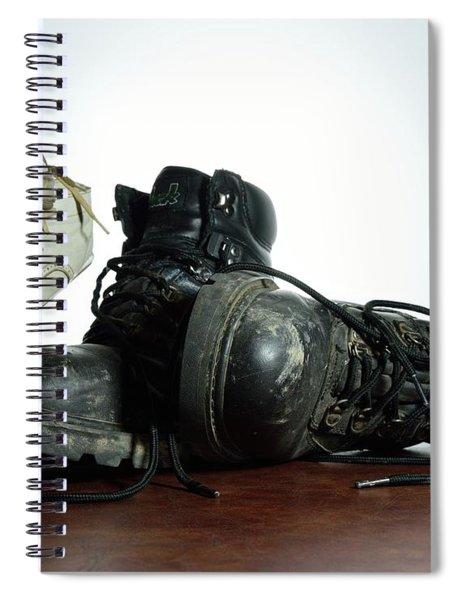 Generations Spiral Notebook