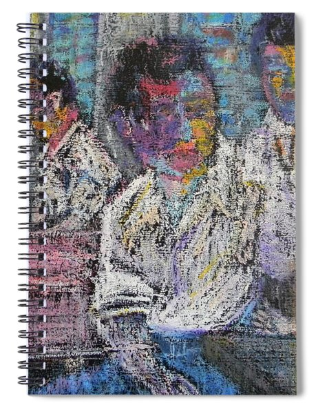 Generations Spiral Notebook