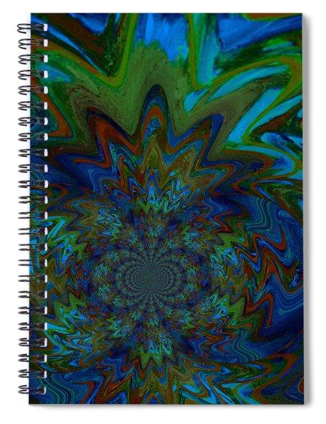 Genie Bottle Spiral Notebook