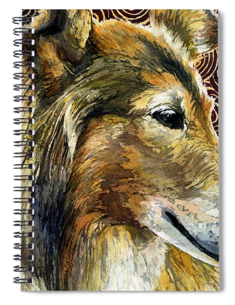 Gentle Spirit - Reveille Viii Spiral Notebook