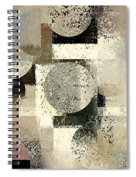 Geomix - C133et02b Spiral Notebook