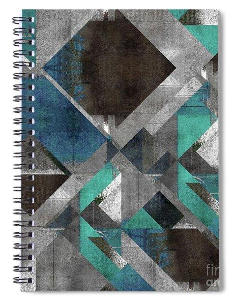 Geomix - 1322-g05 Spiral Notebook