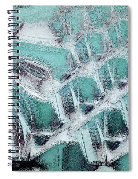 Geomix 18c3-1ba2bl Spiral Notebook