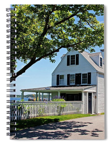 George Walton House In Newcastle Spiral Notebook