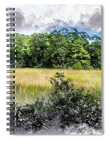 George Washington Trail Spiral Notebook