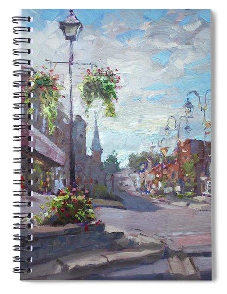Georgetown Downtown Spiral Notebook
