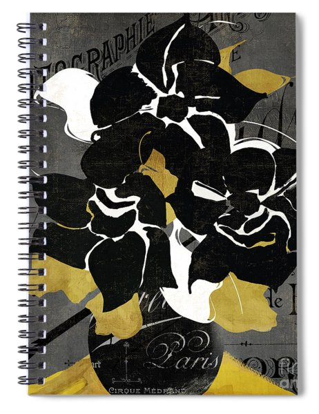 Georgette I Spiral Notebook