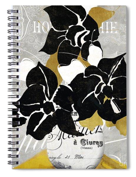 Georgette II Spiral Notebook