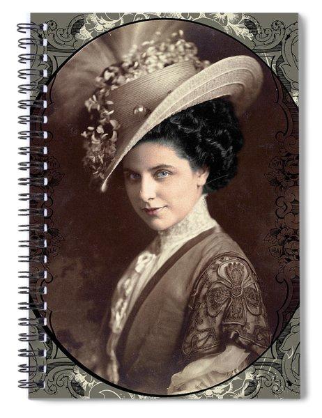 Geraldine Farrar Spiral Notebook