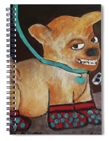 Gerdie Spiral Notebook