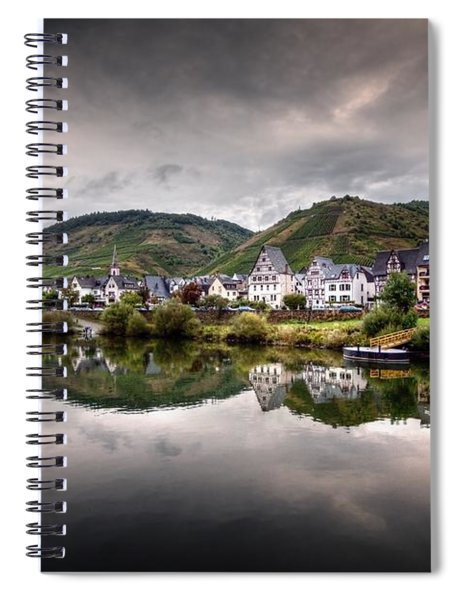 German Village Spiral Notebook