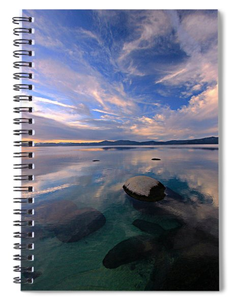 Get Into Nature Spiral Notebook
