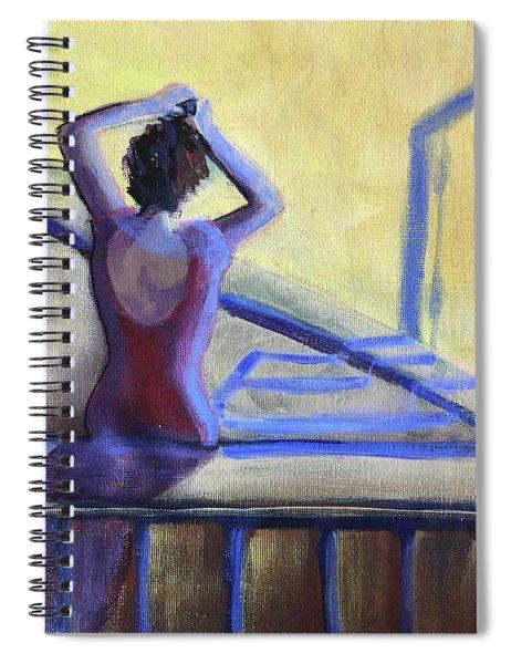 Get Ready Spiral Notebook
