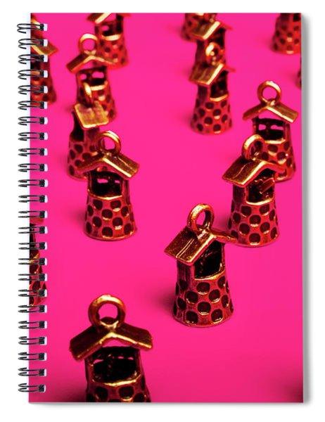 Get Wells Soon Spiral Notebook
