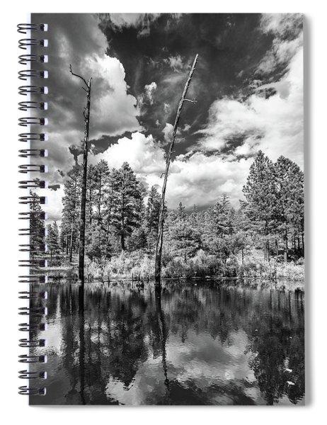 Getaway Spiral Notebook