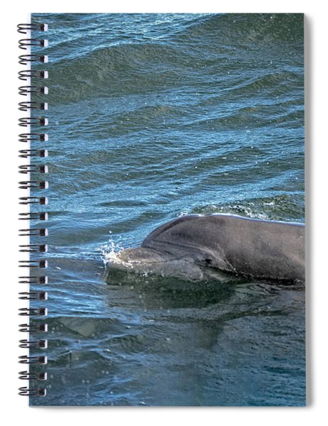 Getting Air Spiral Notebook