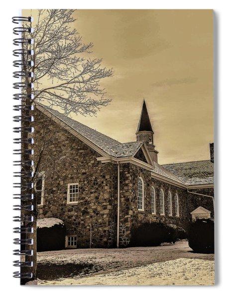 Gettysburg Church Of The Brethren Spiral Notebook