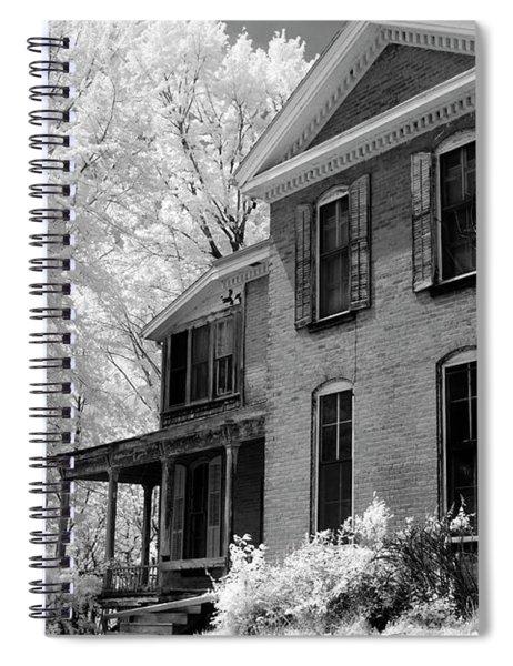 Ghost Stories Spiral Notebook