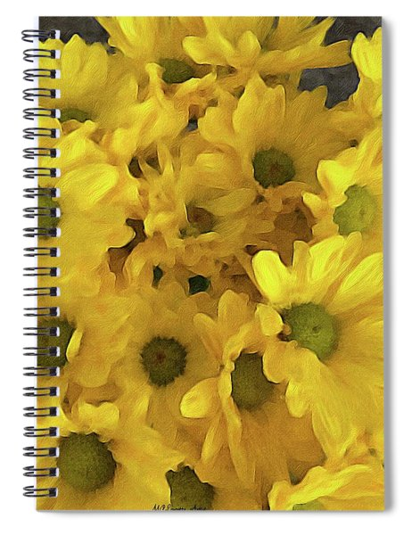 Gift Of Love Spiral Notebook