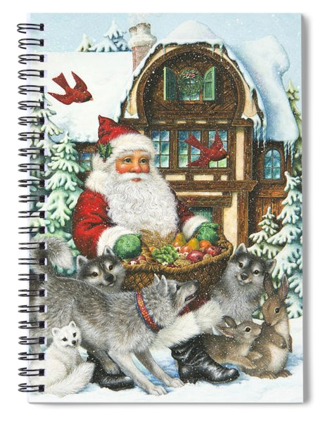 Gifts For All Spiral Notebook